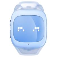 糖猫(teemo)T2 儿童智能电话手表 GPS定位 天空蓝