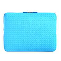 EXCO 加强防震内胆包 15.6寸电脑包 笔记本收纳包 15寸NP15-09 蓝色