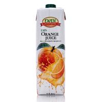意文 橙汁 1L*12瓶 塞浦路斯进口