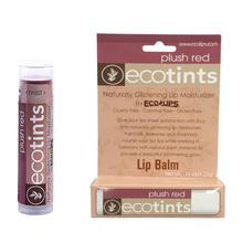 依蔻丽唇(Ecolips) 护唇膏 梦幻桃红4.25g 美国进口