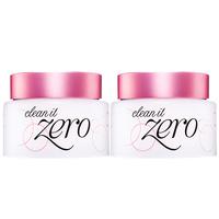 芭妮兰(banila co)致柔卸妆膏100ml*2 两支装 韩国原装进口 卸妆洁面深层清洁