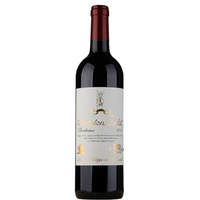 木桐嘉棣 Mouton Cadet 1930纪念版红葡萄酒 750ml 法国原装进口