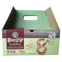 森林大叔 每日坚果 混合坚果果干零食礼盒 26g*30包