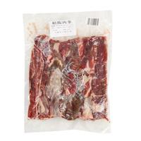 上食 牛肉精腹肉条 500g