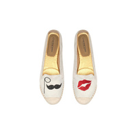 Cocorose 卡纳比系列嘴唇折叠鞋 CR0637-36