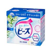 花王洗衣粉 铃兰花香+pharma&sist:er贝壳发泡洗净片 日本进口