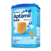 爱宝美Aptamil 婴儿配方奶粉 1段(0-6个月适用)800g 德国进口
