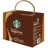 星巴克 星冰乐 摩卡味咖啡饮料 1.686L(281mL*6瓶)/箱