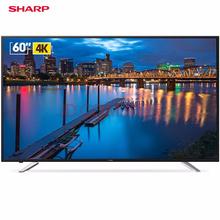 夏普(SHARP) 60英寸 LCD-60SU470A 4K超高清 HDR 智能语音 网络平板液晶电视
