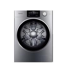 松下(Panasonic)XQG100-P1D 10公斤 变频洗烘一体滚筒洗衣机 保时捷系列 光动银除菌 双极除螨