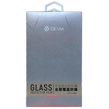 迪沃(DEVIA) 全玻璃全屏高清防爆钢化膜 适用于苹果iPhone XS MAX【2.5D全屏 高清】6.5英寸