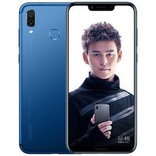 华为 荣耀Play COR-AL10 极光蓝 6+64GB 全网通版4G手机 双卡双待