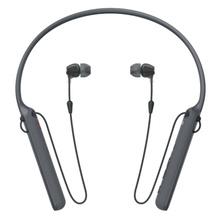 索尼(SONY) WI-C400 无线立体声耳机 黑色