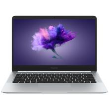 华为(HUAWEI)荣耀 MagicBook 14英寸轻薄窄边框笔记本电脑(i5 8G 256G 2G独显)冰河银