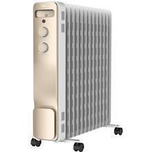 美的(Midea) 油汀取暖器 NY2213-18GW取暖器家用 13片油丁电暖气电热暖风机电油汀/电暖气片电暖器