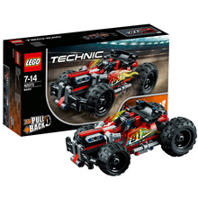 乐高(LEGO) 机械组 42073 高速赛车火力猛攻 LEGOTechnic LEGO积木玩具