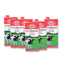 妙可维 全脂牛奶 1L*12/箱 波兰进口