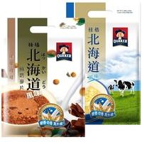 桂格 北海道风味多口味组合装2袋装台湾地区进口 336x2