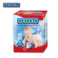COCCOLO 宝宝乐纸尿裤(大号)18片/包意大利进口