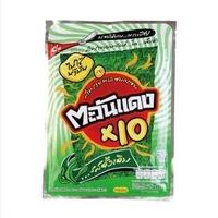 小浣熊 调味海苔片(原味)50g 海味零食小吃 泰国进口