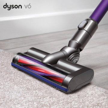 Dyson/戴森手持吸尘器V6 Motorhead (紫色)