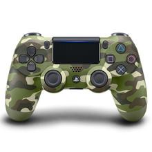 索尼(SONY)PlayStation 4 游戏手柄 迷彩绿(PS4)