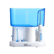 洁碧(Waterpik) WP-70EC 家用台式标准型冲牙器水牙线洗牙器洗牙机洁牙机 蓝白色
