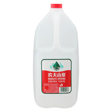 农夫山泉 饮用天然水 4L