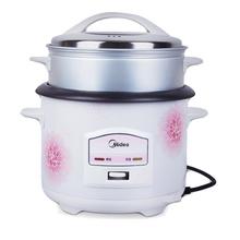 美的(Midea) TH559 电饭煲带蒸笼机械式电饭锅大容量5-6人家用 5L
