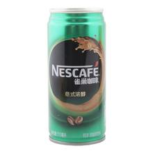 雀巢 意式浓醇特浓咖啡 210ml