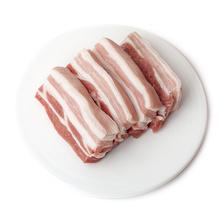 鼎腾食品 精品冷鲜猪肉五花腩/五花肉 370g