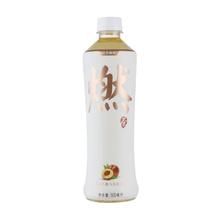 元气森林 燃茶 膳食纤维桃香无糖乌龙茶饮料 500ml