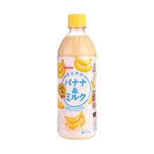 桑戈利亚 牛奶香蕉味饮料 500ml