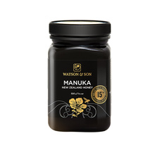 沃森 麦卢卡蜂蜜15+ 500g 新西兰进口