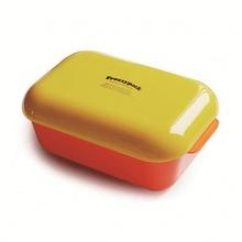 KIMS COOK 冷鲜盒移动小冰箱 黄盖橙盒 FR-553-D