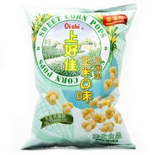 上好佳 田园泡 玉米味 80g/小包 休闲 食品 零食