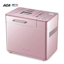 北美电器(ACA) AB-BJT15W 面包机家用全自动 智能撒果料多功能 19项菜单预约定时和面机