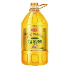 金龙鱼 谷维多 稻米油 5l 食用油