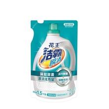 花王 洁霸 瞬清酵素无磷洗衣液 1.5kg 袋装