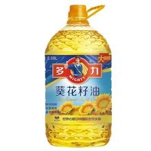 多力 葵花籽油 5.68L