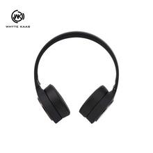 WK BP300 折叠便携头戴式运动音乐游戏手机电脑无线蓝牙耳机耳麦 黑色