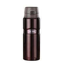 膳魔师 高真空不锈钢保温壶 710ml家用户外便携 SK-4000 咖啡色