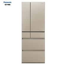 松下(Panasonic) NR-F503HX-N5 498升 日本原装进口六门多门冰箱 全新nanoe技术 WIFI智能控制