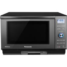 松下(Panasonic)NN-DS59JB 变频蒸汽微波炉 烧烤烘焙一体 全自动微蒸烤一体机 27升