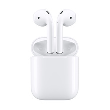 【官方授权】Apple 2019新款 AirPods2代(配充电盒) MV7N2CH/A(有线充电)
