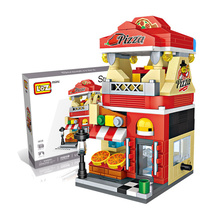 LOZ-1628披萨店/335pcs