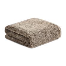 三利 棉加厚柔软吸水大浴巾 1条装 巧克力色