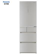 松下(Panasonic) NR-E450PX-NH 435升 变频风冷无霜多门冰箱 带独立自动制冰室 (琥珀金)