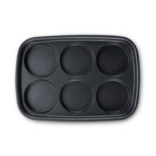 摩飞(Morphyrichards) MR1018 烤盘 松饼盘 六圆盘太阳蛋小披萨 家用配件