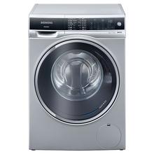 西门子(SIEMENS)XQG100-WD14U5680W 10公斤 洗烘一体 全自动变频滚筒洗衣机 智控烘干(银色)